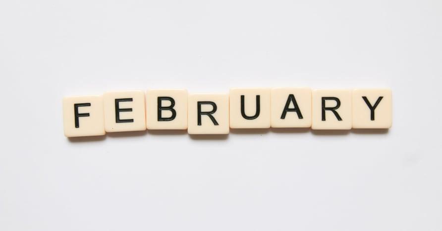 Microgaming تطلق 20 عنوانًا جديدًا مذهلاً في فبراير