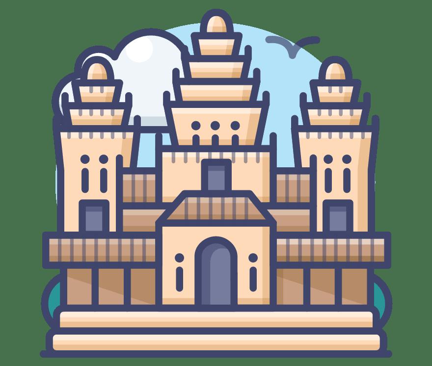 40 أفضل الكازينو على الجوال في كمبوديا لعام 2021