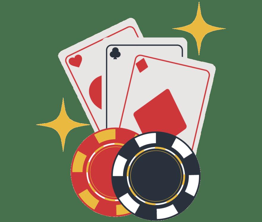 165 أفضل لعبة ورق الكازينو على الجوال في عام 2021