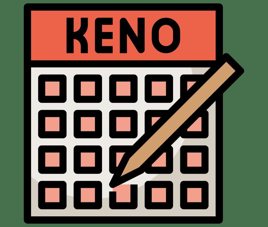 48 أفضل Keno الكازينو على الجوال في عام 2021