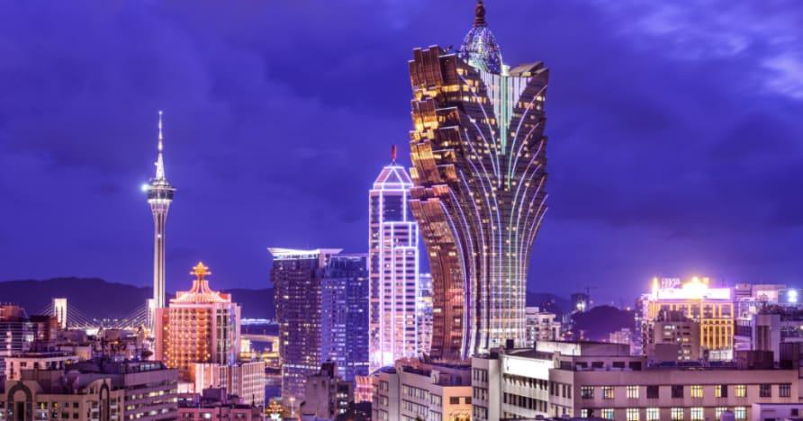 اذهب في رحلة إلى الشرق مع Betsoft's Mr. Macau