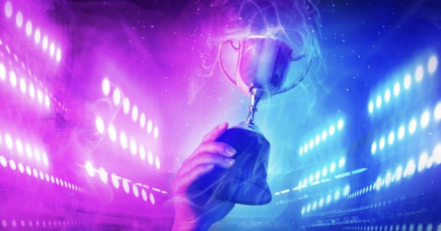 5 أحداث مراهنة على الرياضات الإلكترونية في يوليو 2021