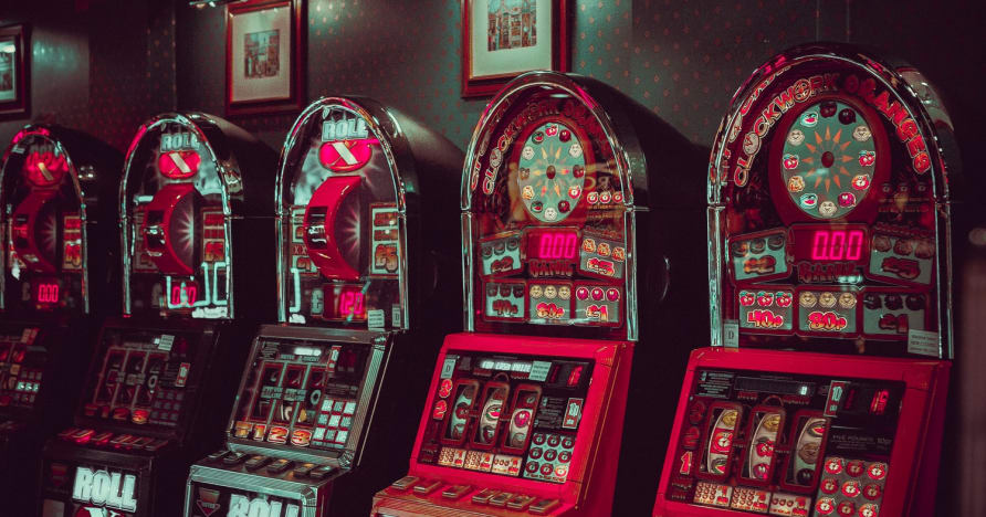 ألعاب القمار على الإنترنت منخفضة التقلب