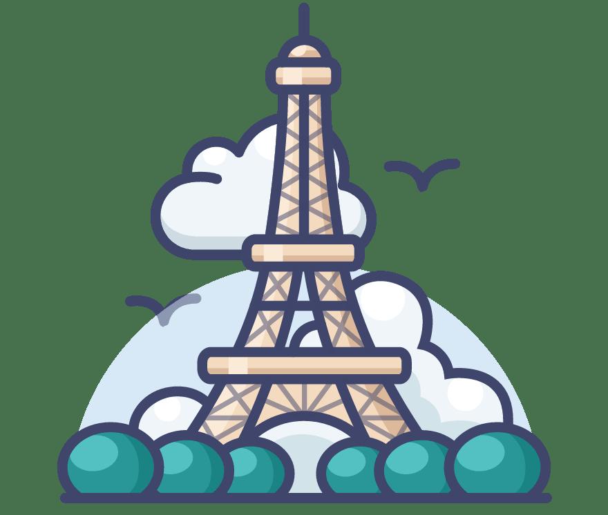 23 أفضل الكازينو على الجوال في فرنسا لعام 2021