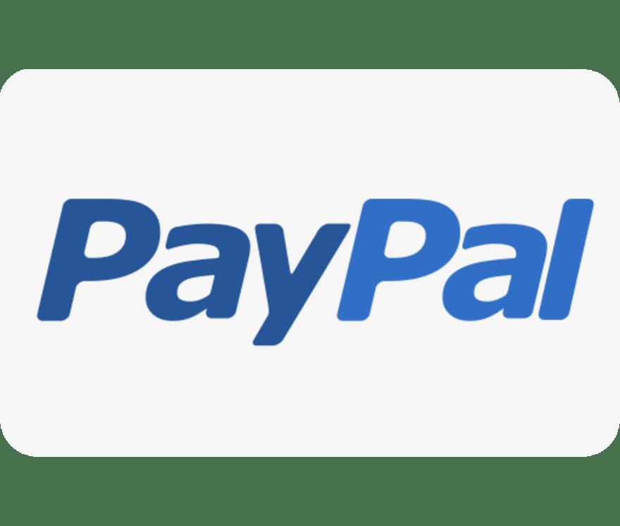 الكازينو على الجوال PayPal